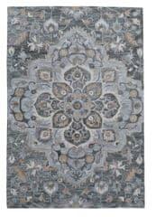 Kudos Textiles Ručně všívaný vlněný koberec DOO-12