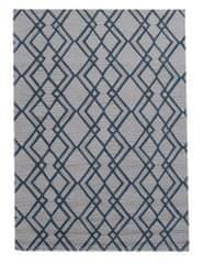 Kudos Textiles Ručně všívaný vlněný koberec DOO-13