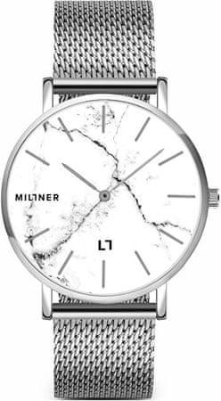 Millner Camden Marble Silver