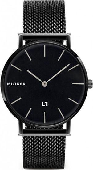 Millner MayfairS Full Black 36 mm