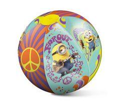 Mondo Nafukovací plážový míč MONDO MINIONS