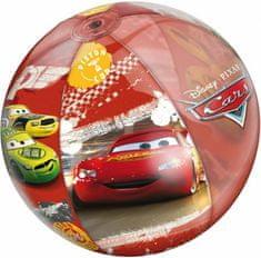 Mondo Nafukovací plážový míč MONDO CARS 50cm