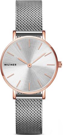 Millner Mini Rose Silver