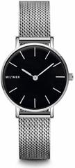 Millner Mini Silver Black