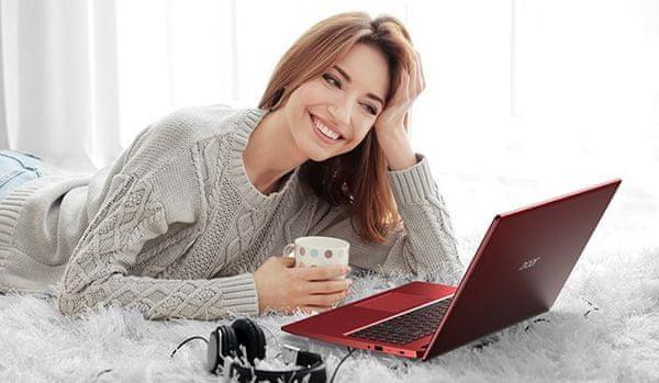 Notebook Acer Aspire 3 výkon multimédiá, práca, SSD Intel