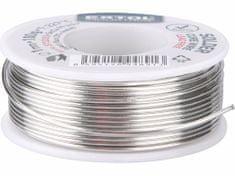 Extol Industrial Cín na spájkovanie pr.1mm, 100g