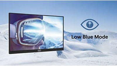 herní monitor Philips 346B1C (346B1C/00) LowBlue ochrana očí