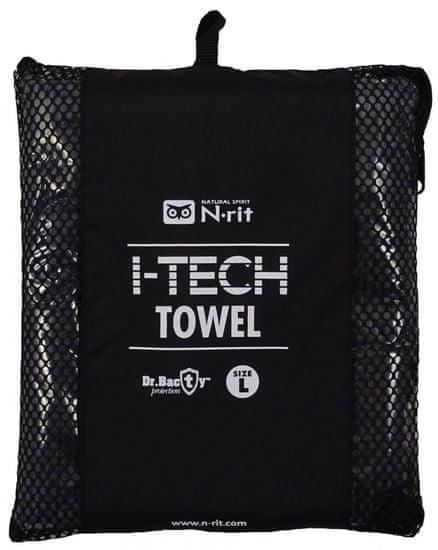 N-Rit I-TECH uterák Šedý L