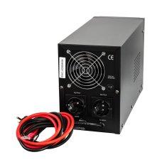 MHpower Záložní zdroj MPU-800-12, UPS, 800W, čistý sinus, 12V