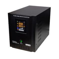 MHpower Záložní zdroj MPU-1600-12, UPS, 1600W, čistý sinus, 12V