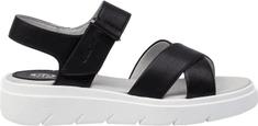 Geox Dámské sandále D Tamas Black D02DLD-000BC-C9999