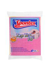 Spontex Top Tex Szivacs törlőkendő 10x