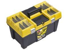 "PATROL kufr na nářadí 26"" STUFF SEMI PROFI CARBO 595x337x316mm"