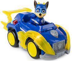 Spin Master Tlapková patrola Super vozidla se světelným efektem Chase