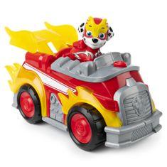 Spin Master Tlapková patrola Super vozidla se světelným efektem Marshall