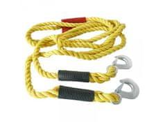 Tažné lano s hákem 10 mm