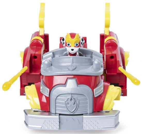 Spin Master Tlapková patrola transformující se vozidlo Marshalla
