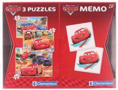 Clementoni Cars 2v1