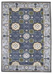 Kudos Textiles Ručně všívaný vlněný koberec DOO-22