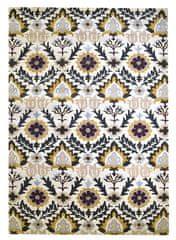 Kudos Textiles Ručně všívaný vlněný koberec DOO-26