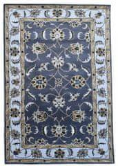 Kudos Textiles Ručně všívaný vlněný koberec DOO-29