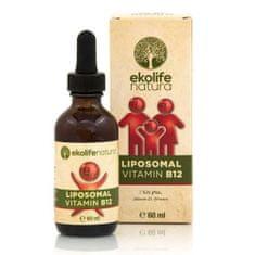 Ekolife Natura Liposomal Vitamin B12 60 ml