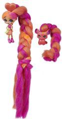 Spin Master CandyLocks voňavá bábika Posie Peach