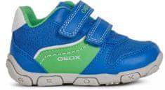 Geox chlapecké tenisky BALU' B0236A_01050_C4165