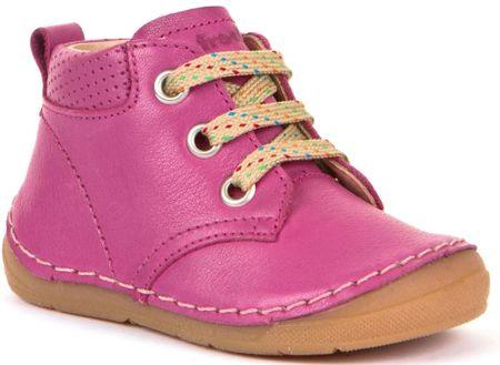 Froddo buty za kostkę dziewczęce G2130187-2 20 różowe
