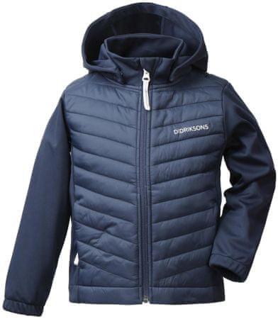 Didriksons1913 D1913 BRISKA fiú kabát, 90, sötétkék | MALL.HU