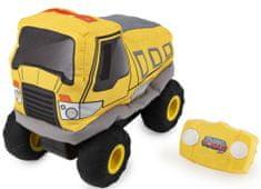 Spin Master RC plišani kamion za smeće, daljinsko upravljanje