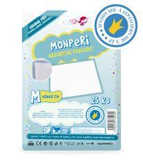 MonPeri absorpční podložky M (60x60cm) 25ks