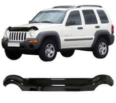 SCOUTT Deflektor přední kapoty Jeep Cherokee 2001-2008