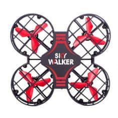 SKY WALKER Nano dron s WIFI FPV přenosem, BAROMETR, AUTO START/PŘISTÁNÍ, KOMPAS