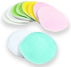 Petit Lulu 5 párov vložiek do podprsenky (farebné - velúr)