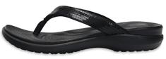 Crocs Capri V Sequin Flip W (204311-001) ženske japanke
