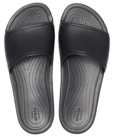 Crocs klapki damskie Sloane Slide W (205742 001) 3637 czarne