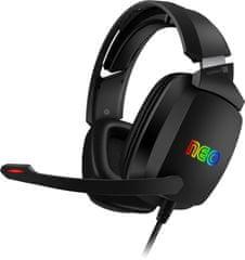 Connect IT słuchawki gamingowe Neo (CHP-3590-BK)