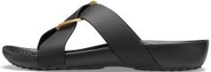 Crocs Serena Cross Band Slide W (206099-001) ženske natikače