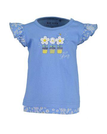 Blue Seven lány póló, 68, kék
