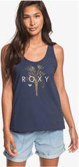 Roxy ženska majica z naramnicami Closinglogo (ERJZT04807-BSP0)