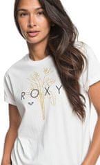 ROXY Damska koszulka Epic Af Logo (ERJZT04810-WBK0)