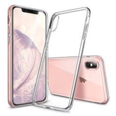 iPhoneLab Tenký kryt - pro iPhone XS MAX - Průhledný