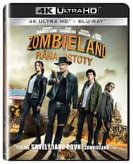 Zombieland: Rána jistoty (2 disky) - Blu-ray + 4K Ultra HD