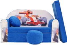 iMex Toys Rozkládací dětská pohovka KX0231