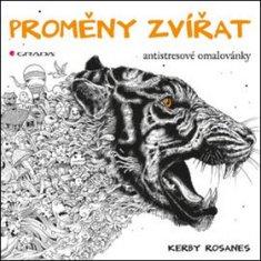 Kerby Rosanes: Proměny zvířat