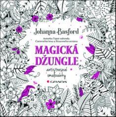 Johanna Basfordová: Magická džungle - Antistresové omalovánky