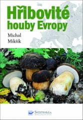 Michal Mikšík: Hřibovité houby Evropy