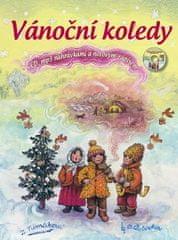Bolek Polívka: Vánoční koledy s CD, mp3 nahrávkami a notovým zápisem
