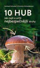 Gerhard Schuster: 10 hub - Jak najít a určit nejbezpečnější druhy